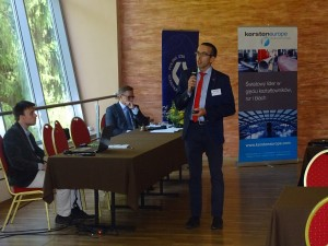 TWO-DAY CONFERENCE OF POLISH CHAMBER OF STEEL CONSTRUCTION