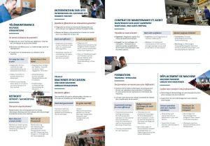 Sales Brochure | New Vernet Behringer After Sales Brochure Vernet Behringer